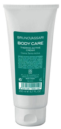 Crema termo-activa reductoare- Bruno Vassari Body Care Thermo-Active Cream 200 ml
