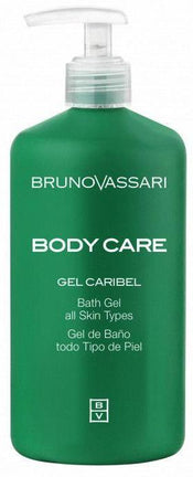 Gel de dus anticelulitic- Bruno Vassari Body Care Gel Caribel 500 ml