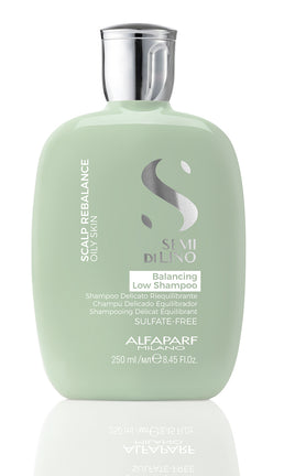 Sampon de echilibrare anti-sebum- Alfaparf Semi di Lino Scalp Rebalansing Balancing Low Shampoo 250 ml
