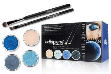 Set machiaj cadou- Bella Pierre Get the Look Kits Deep Ocean
