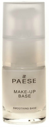 PAESE MAKE UP BASE SMOOTHING (baza machiaj cu Vit E si ulei de nuci de Macadamia, ten normal si uscat)