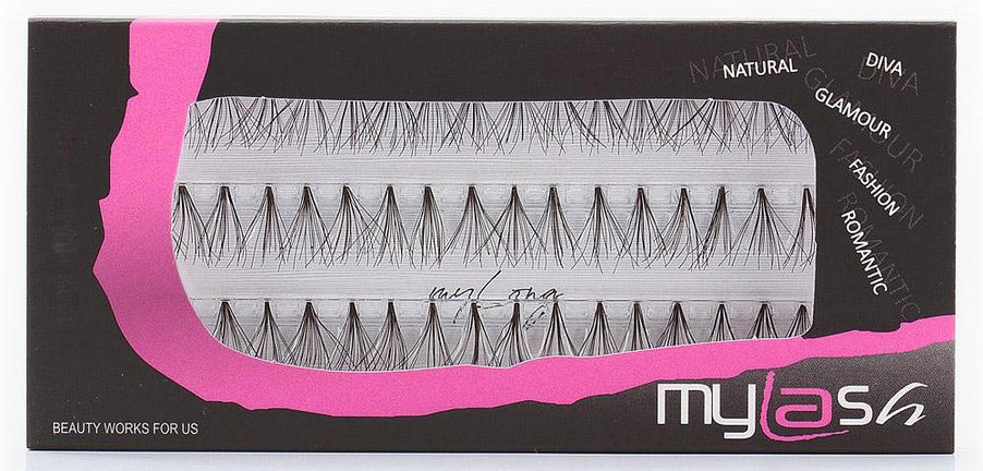 Gene individuale duble fara nod- My Lash myLong