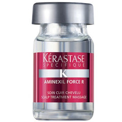 Fiola tratament impotriva caderii parului normal- Kerastase Specifique Aminexil Force R For Normal Hair 6ml