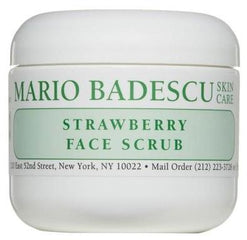 Exfoliant facial cu extract de capsuni - Mario Badescu Strawberry Face Scrub 118 ml