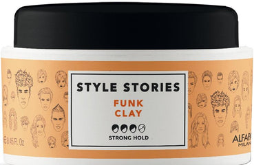 Pasta mata - Alfaparf Style Stories Funk Clay 100 ml