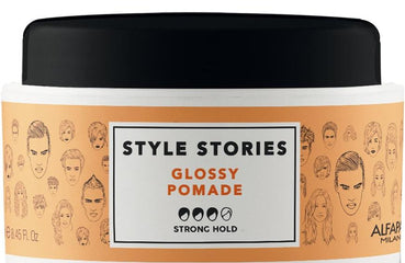 Ceara de stralucire - Alfaparf Style Stories Glossy Pomade 100 ml