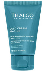 Crema hidratanta pentru maini - THALGO Deeply Nourishing Hand Cream 50 ml