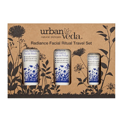 Ritual Travel Set Radiance  Urban Veda