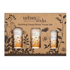 Ritual Travel Set Soothing  Urban Veda