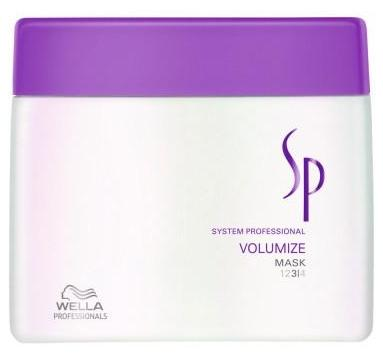Masca pentru par fin- WELLA SP VOLUMIZE MASK 400 ML