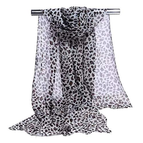 Wrap City Gal Lightweight Animal Print Scarf (Zebra Print)