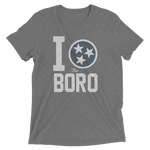 I Tristar, Love, Heart, The Boro Tennessee Tee, Shirt