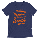 Football In The South Tee