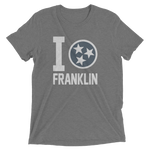I Tristar, Love, Heart, Franklin Tennessee Tee, Shirt