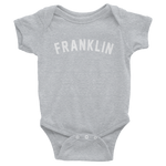 Franklin City Onesie