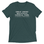 Smoky Mountains Tee, T'shirt, Smokies, Tennessee, North Carolina