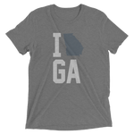I Love, Heart, GA, State Georgia Shirt,
