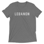 Lebanon City Tee