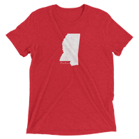 Mississippi Native Tee