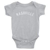 Nashville City Onesie