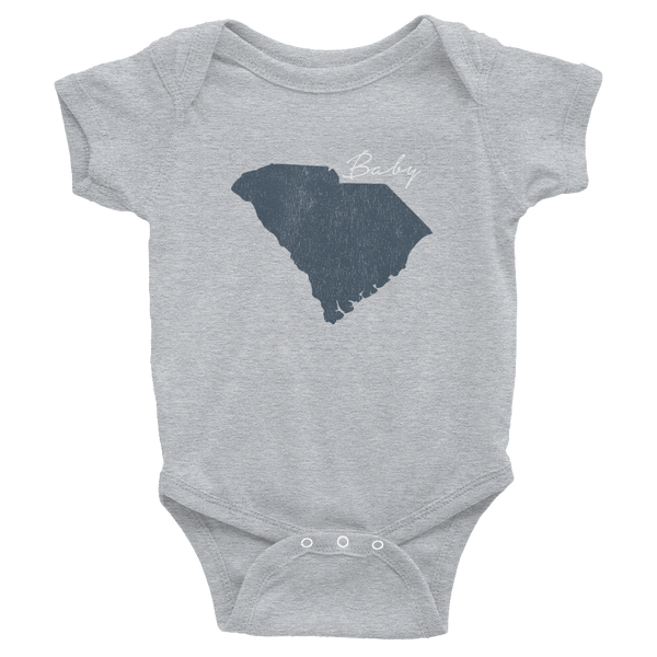 South Carolina Baby Onesie