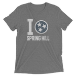 I Tristar, Love, Heart, Spring HIll Tennessee Tee, Shirt