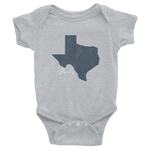State of Texas Baby Onesie, Child, Infant, Home