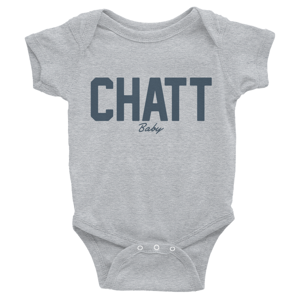 CHATT, BABY ONESIES, chattanooga child