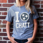 Chattanooga Love Tee
