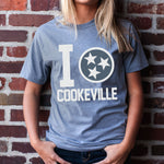 Cookeville Love Tee