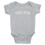Gallatin City Onesie