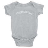 Hendersonville Tennessee Baby Onesie, Infant, Child