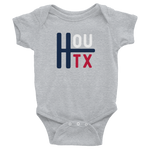 Houston Flag Onesie