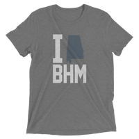 I LOVE Birmingham Shirt, Alabama BHM