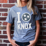 I Tristar, Love, Heart, Knoxville Tennessee Tee, Shirt