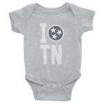 I Tristar, Love, Heart, Tennessee Onesies, Volunteer Traditions