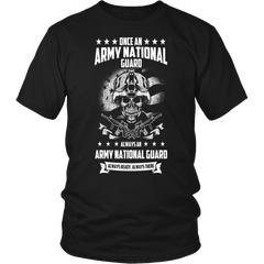 ARMY NATIONAL GUARD - FUNNY AND LOVE T-shirt