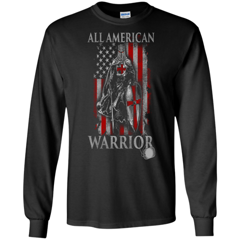 All American Warrior - Small Buttons-