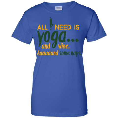 all i need is yoga