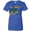 Image of all i need is yoga