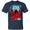 Image of The Last Jedi Comic Book Cover T Shirt,hoodie,tank