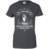 Image of All I Care About Is Yoga And Like Maybe Three People -yoga quotes relaxing