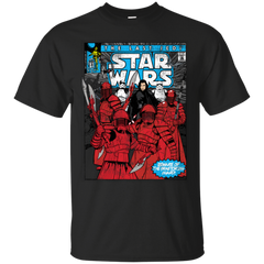 The Last Jedi Comic Book Cover T Shirt,hoodie,tank