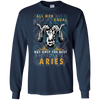 Image of All men are created equal but only the best are born as Aries Shirt