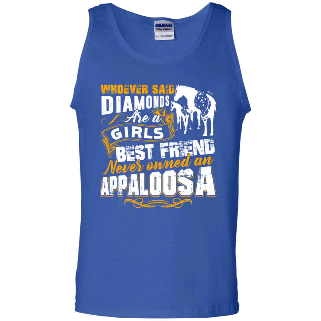 Appaloosa Horse Best Friend Shirt