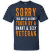 Image of A Smart And Sexy Veteran T Shirt