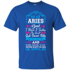 Image of Aries Dad I Have 3 Sides Quiet Sweet Fun Crazy-Shirt