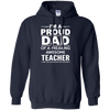 Image of A proud dad of a freaking awesome teacher-Shirt