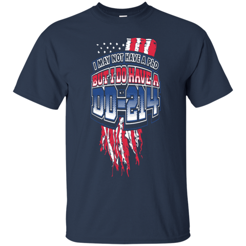 Veteran DD-214 Shirt