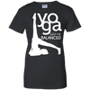 Image of amazing yoga balance shirt